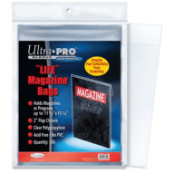 supplies bags Ultra Pro Life Magazine