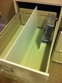 Collecting Comics: Using a Legal File Cabinet for Storage ...