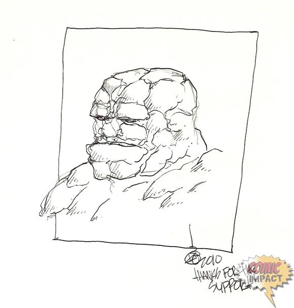 LBCC 2010: Con Sketches « ComicImpact.com