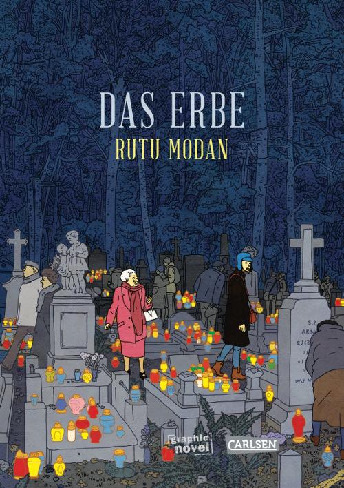 Das Erbe - Cover