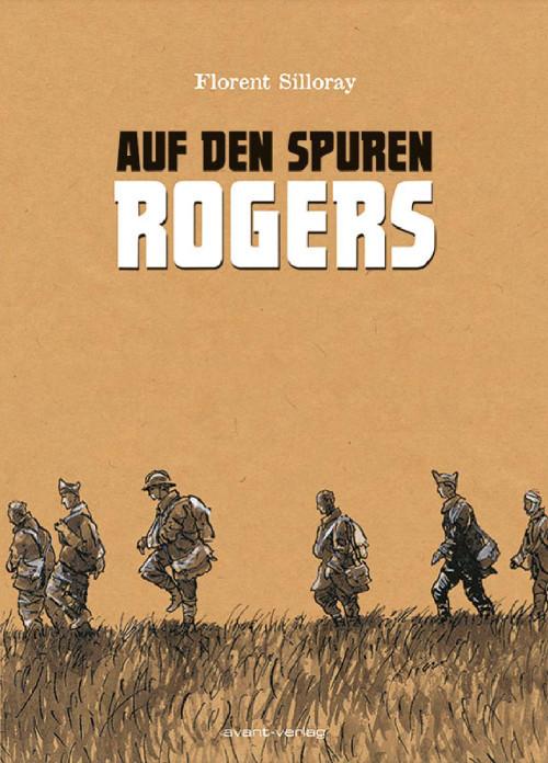 Auf den Spuren Rogers - Cover