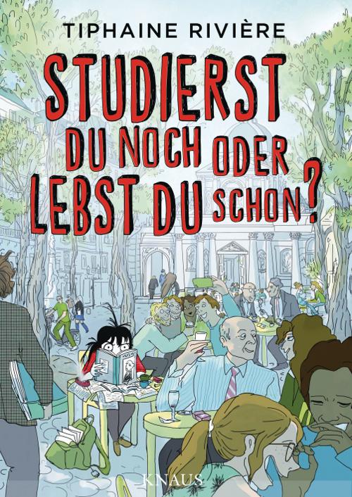 Studierst du noch? Cover
