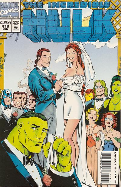 With this ring I thee  web  A Dispensable List of Comic Book Lists