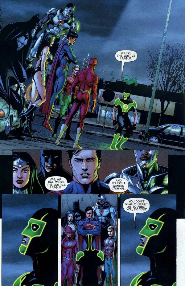 simon baz meets the justice league