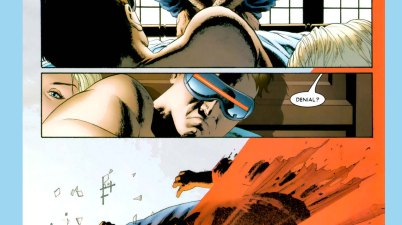 Fighting over jean grey