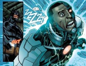 How To Take Down Cyborg