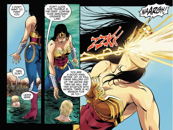 Wonder Woman Suckerpunch