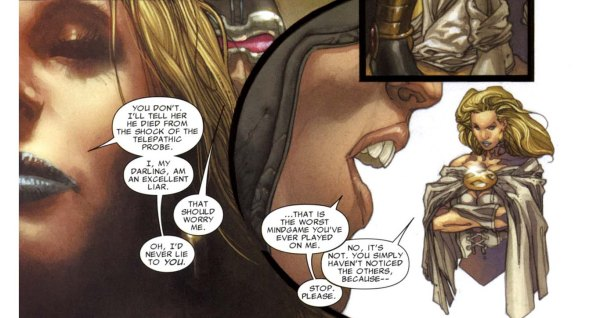 emma frost playing mind games