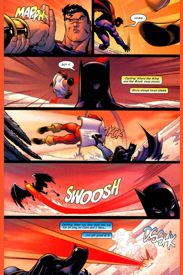 superman and batman vs hawkman and captain marvel 2