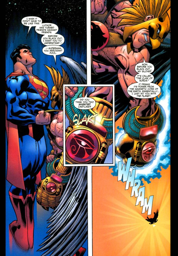 superman and batman vs hawkman and captain marvel 3