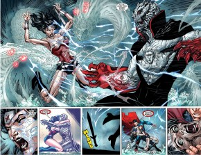 graves takes out the justice league 1