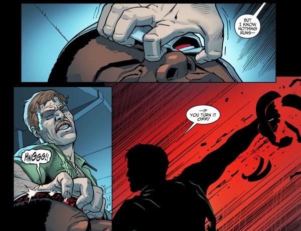 jim gordon vs cyborg 4