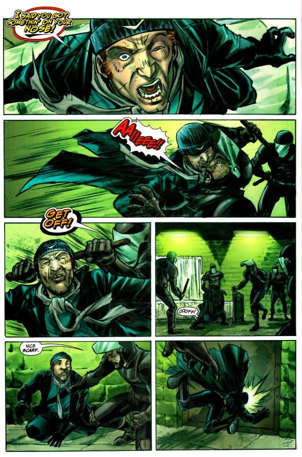 captain boomerang gains a super power