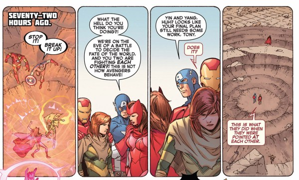 scarlet witch vs hope summers