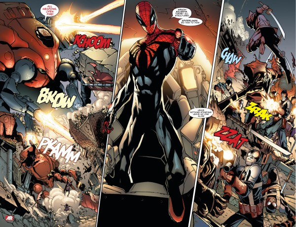 superior spider-man attacks shadowland