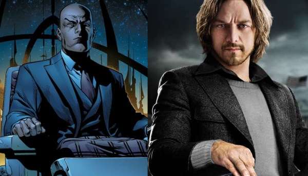 professor x james mcavoy