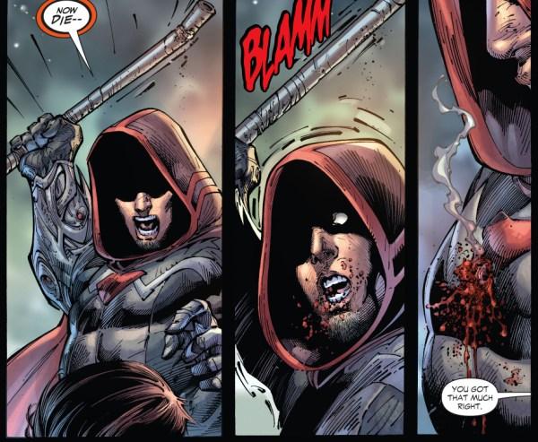 alexandra luthor kills zod (earth 1)