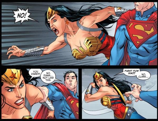 batman chooses wonder woman as his champion