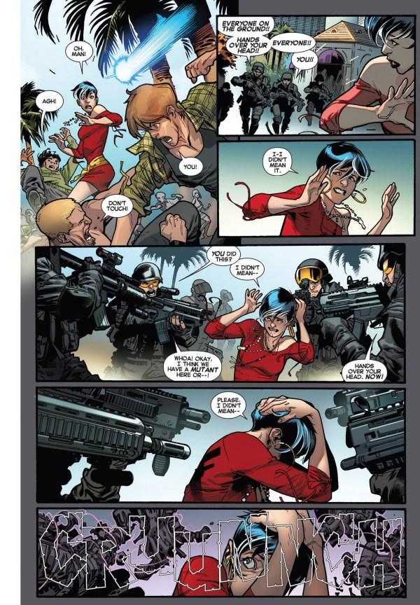 cyclops tries to recruit eva bell