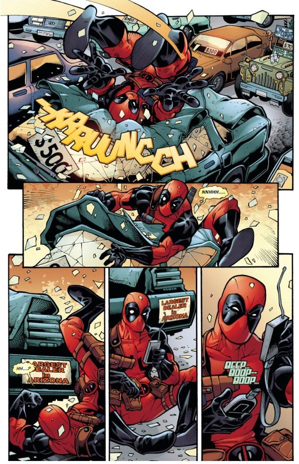 deadpool vs the hulk 5