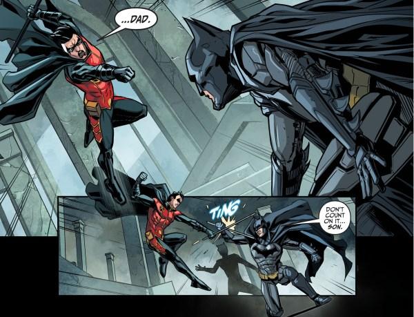 batman vs robin (injustice gods among us)