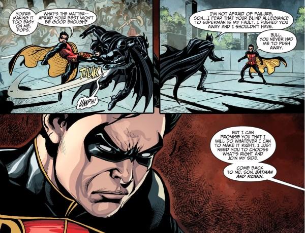 damian wayne quits being robin