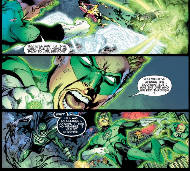 hal jordan and the white lantern corps