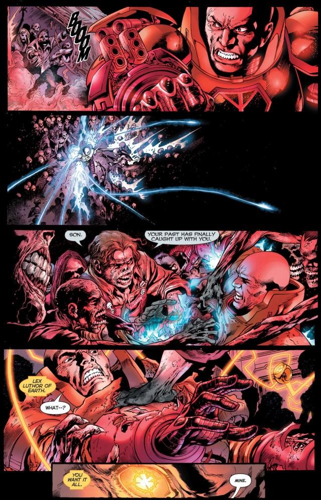 lex luthor joins the orange lantern corps
