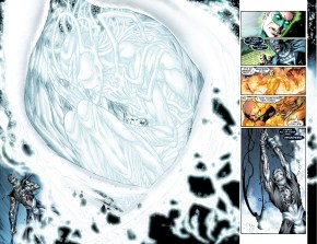 nekron and black hand summon the white entity