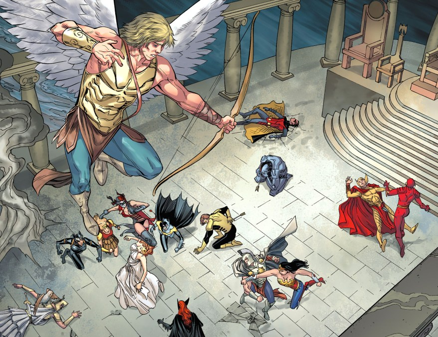 eros (injustice gods among us)