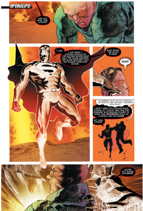 Superman Becomes The God Of Strength