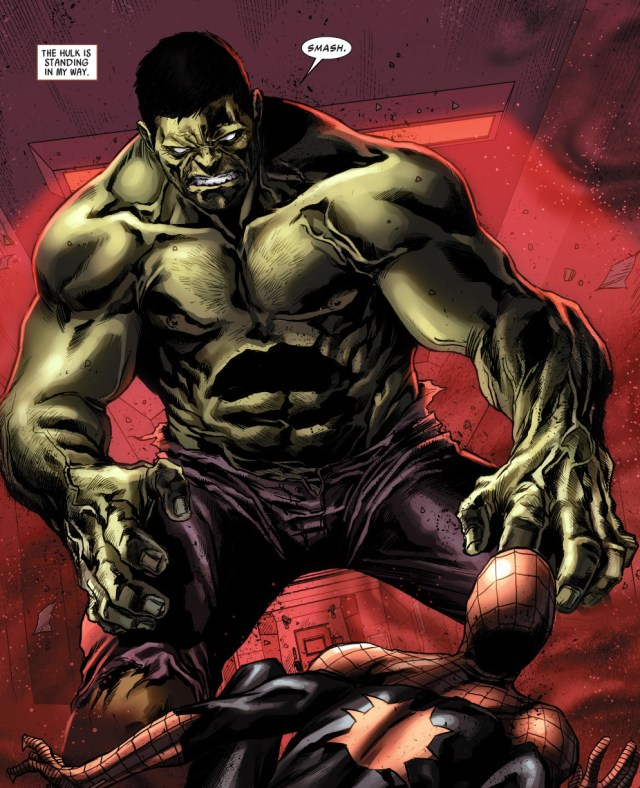 The Hulk (Avenging Spider-Man)