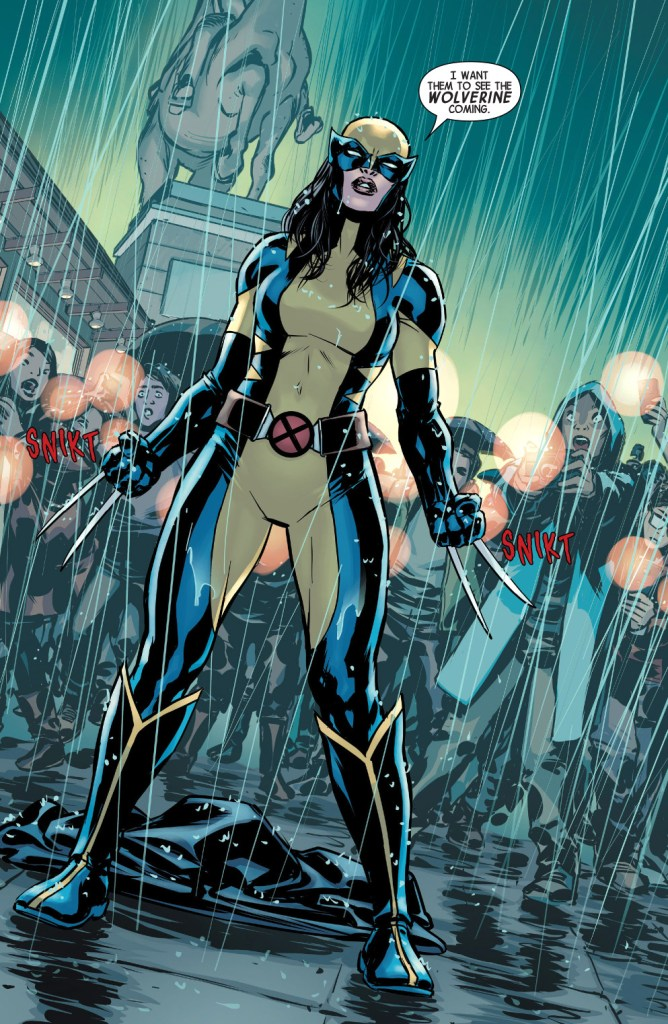 x-23 is the new wolverine