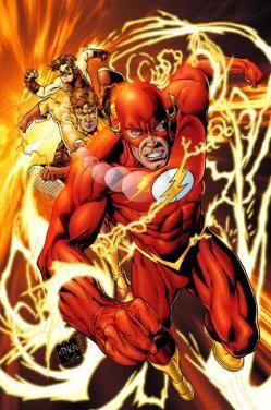 bart allen the flash
