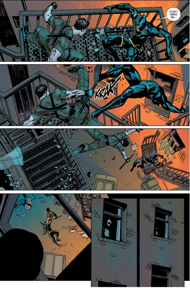 batman (jim gordon) vs dick grayson