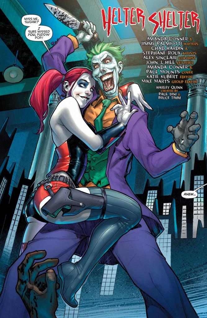 harley quinn and the joker (harley quinn 2)
