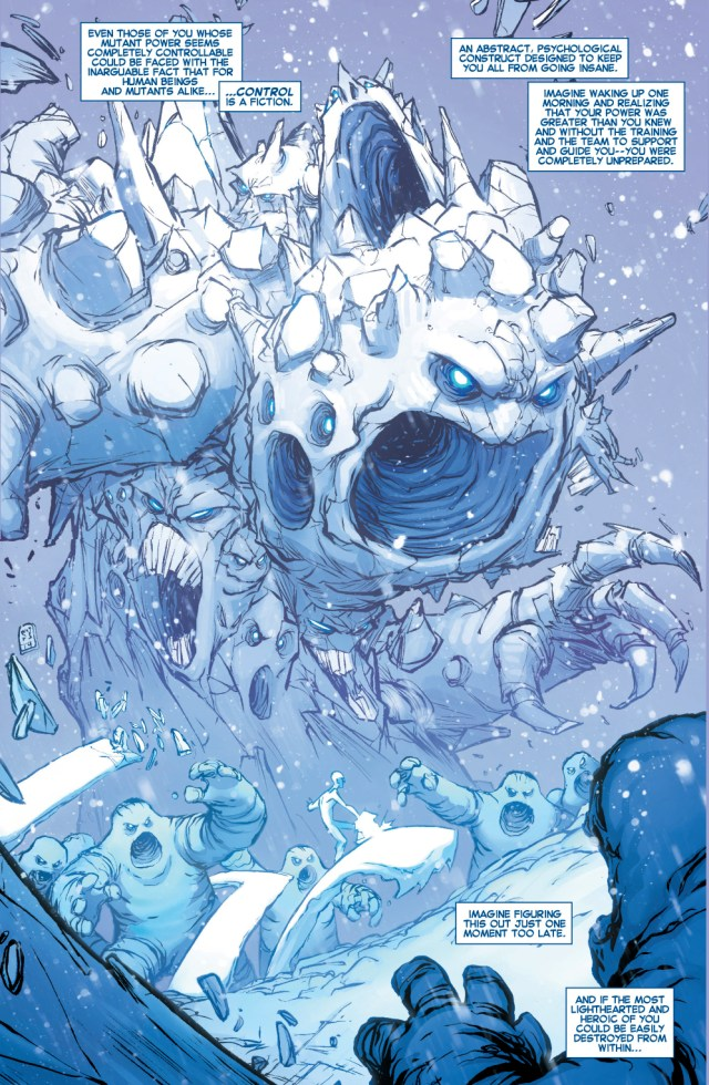 iceman (all new x-men 25)