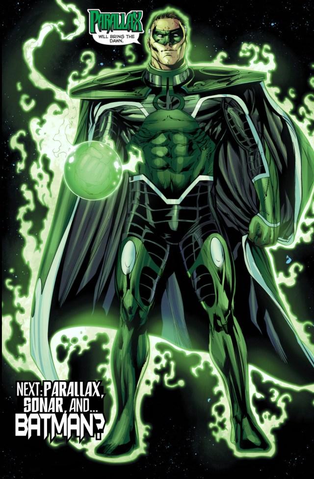 parallax (green lantern 47)