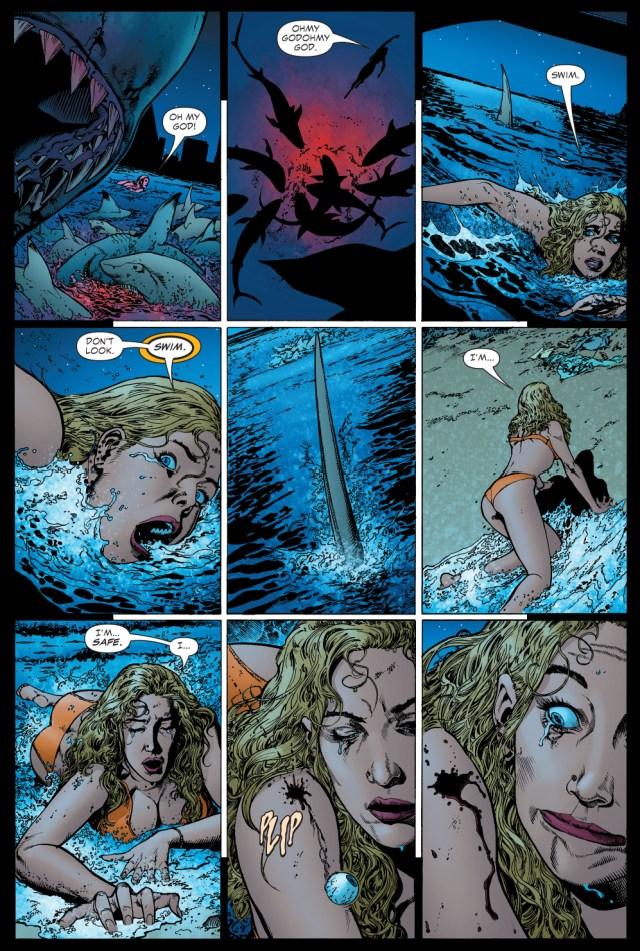 the shark (green lantern vol. 4 #4)