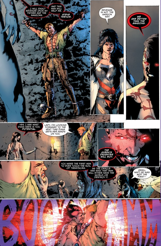 grail transforms steve trevor