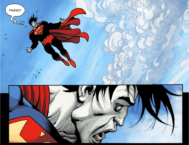 How Bizarro Killed The Trickster (Injustice Gods Among Us)