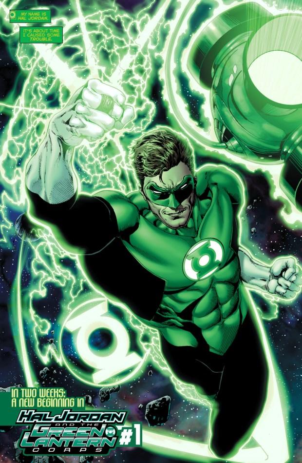 green lantern (hal jordan and the green lantern corps rebirth)