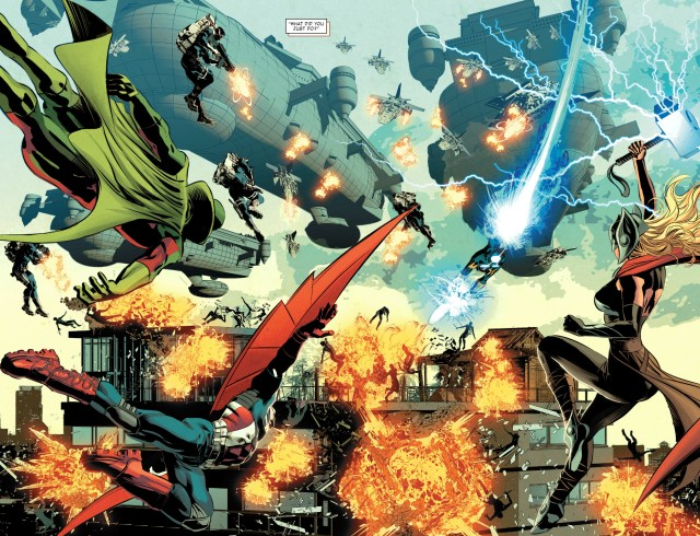 The Avengers (Invincible Iron Man #11)