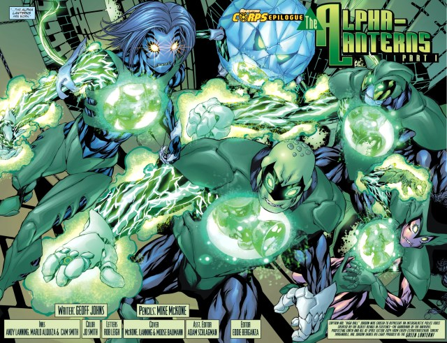alpha lanterns (green lantern vol. 4 26)