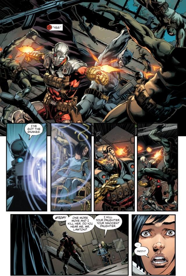deadshot's background story (rebirth)