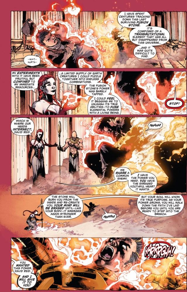 magog's origin story (new 52)