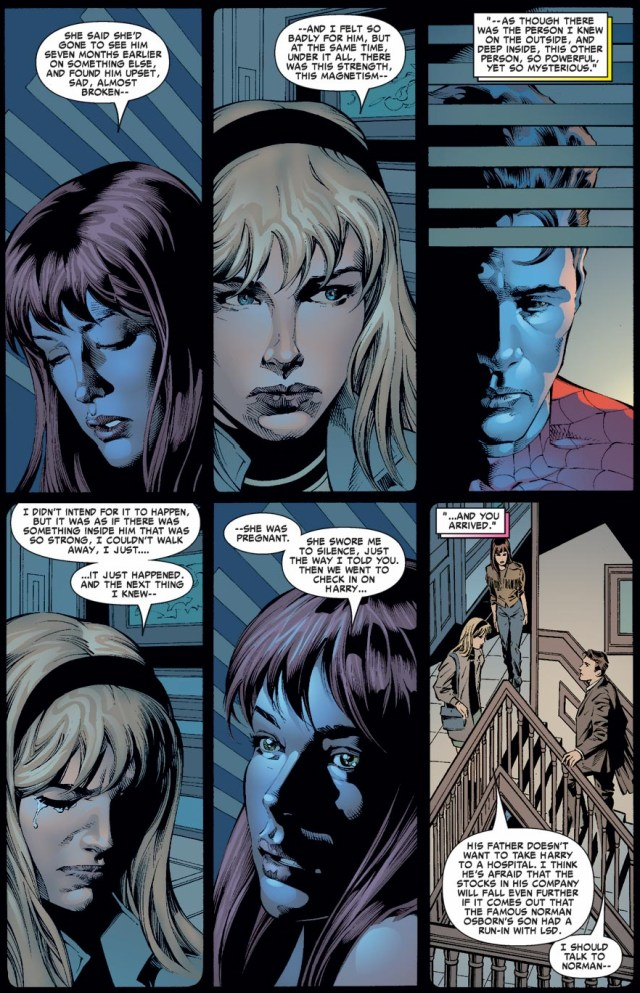 Norman Osborn And Gwen Stacy Had Twins