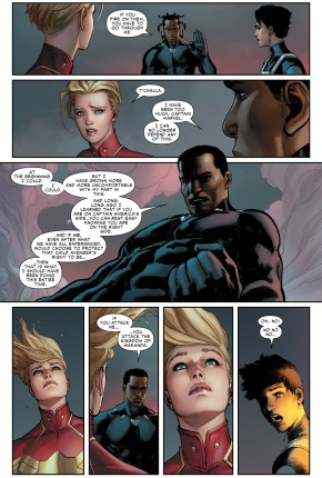 Why Black Panther Switched Sides (Civil War II)