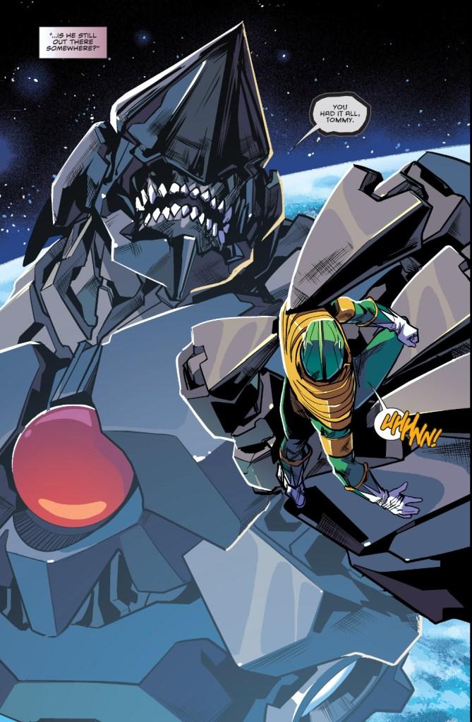 the-green-ranger-vs-the-black-dragon