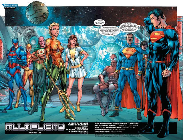 What The Justice League Incarnate Does
